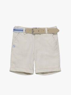 Bermudashorts, beige TAJEAN / 20E1BGJ1BER808