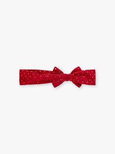 Red HARIBAND VATILIA / 20H4BFZ2BAN050