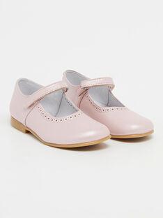 Salomé-Schuhe Mädchen Sergent Major, aus unserer originellen Kollektion, die die Phantasie von Kindern im Alter von 0 bis 11 Jahren anregen soll. TBABETTER / 20E4PFP3D13301