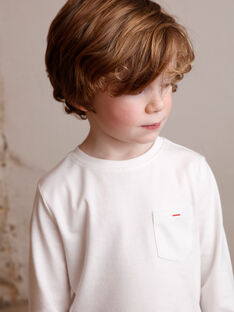 T-shirt Kind Junge ZAZOAGE2 / 21E3PGK2TML001