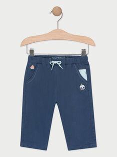Baby-Hose für Jungen, blau TAPIETRO / 20E1BGP1PANC205