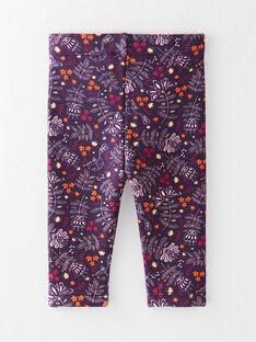 Purple LEGGINGS VAMALOU / 20H4BFU1CAL711