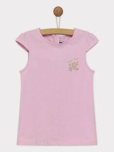 Violettes kurzärmeliges T-Shirt RUFAPETTE 5 / 19E2PFQ1TMC328
