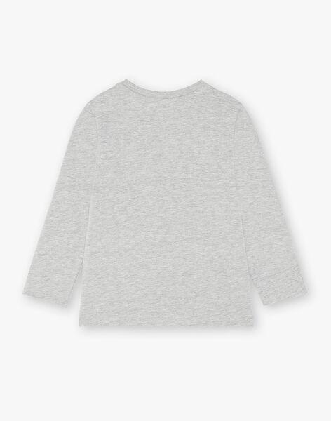 T-shirt Kind Junge ZAZOAGE3 / 21E3PGK1TMLJ924