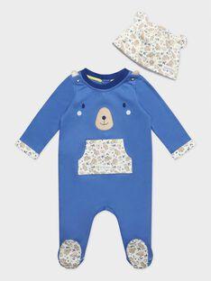 Baby-Strampler für Jungen, blau TEPAPA / 20E5BG72GREC237