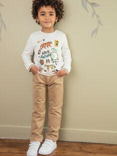 Kinderhosen für Jungen ZACIAGE / 21E3PG72PANI812
