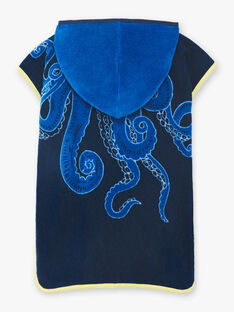 Marineblaue Badekappe für Jungen ZYCAPAGE / 21E4PGR1CDBC214