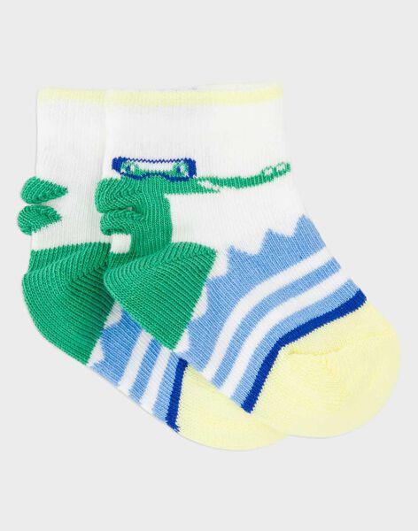 Kurze Socken blau RAULRICK / 19E4BGP1SOB205