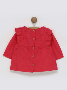 Rosa Bluse RADENISE / 19E1BF61CHED301