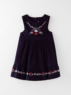 Navy CHASUBLE DRESS VAIMA / 20H1BFM1CHS705