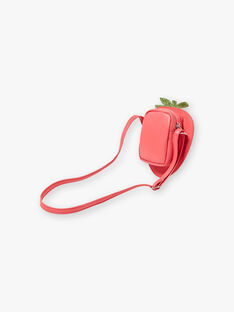 Beutel Erdbeere rosa Guave ZOFRAISETTE / 21E4PFJ1BESD323