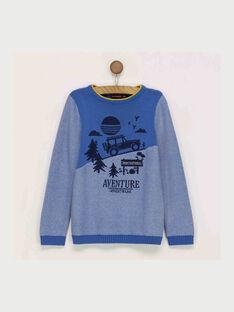 Blauer Pullover RAMESAGE / 19E3PG61PUL707
