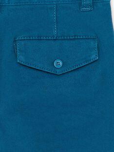 Blaue Hose mit Gürtel ZADRAKAGE / 21E3PGJ2PAN202