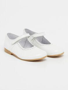 Salomé-Schuhe Mädchen Sergent Major, aus unserer originellen Kollektion, die die Phantasie von Kindern im Alter von 0 bis 11 Jahren anregen soll. TBABETTEB / 20E4PFP2D13000