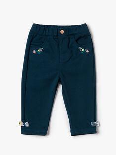 Blue PANTS VAGRETEL / 20H1BFL1PANC235