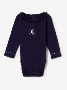 Navy BODY SUIT VAROXANNE / 20H1BFY1BOD070