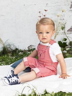 Baby Boy gestreifte Twill Socken BABERLIN / 21H1BG11SAL050