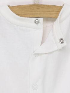 Kurzärmeliges T-Shirt ecru RAFIFI / 19E1BFC1TMC001