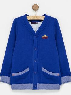 Blue Waistcoat NIALAGE / 18E3PGI1GIL701
