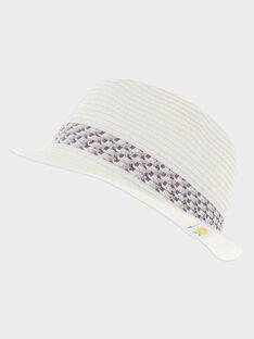 Hut für Jungen Sergent Major, aus unserer originellen Kollektion, die die Phantasie von Kindern im Alter von 0 bis 11 Jahren anregen soll. TYDERIC / 20E4BG21CHA001