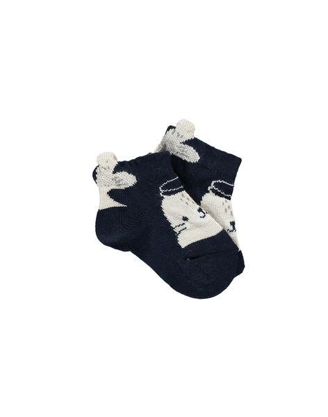 Kurze Socken blau RANORMAN / 19E4BGE1SOBC214