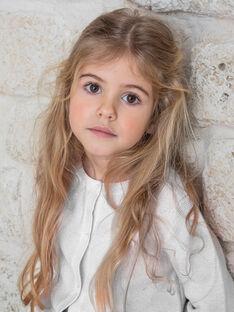 Strickjacke Kind Mädchen ZLADETTE2 / 21E2PFK2CAR001