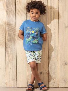 Kurzärmeliges T-Shirt für Jungen TUMAGE / 20E3PGX1TMCC232