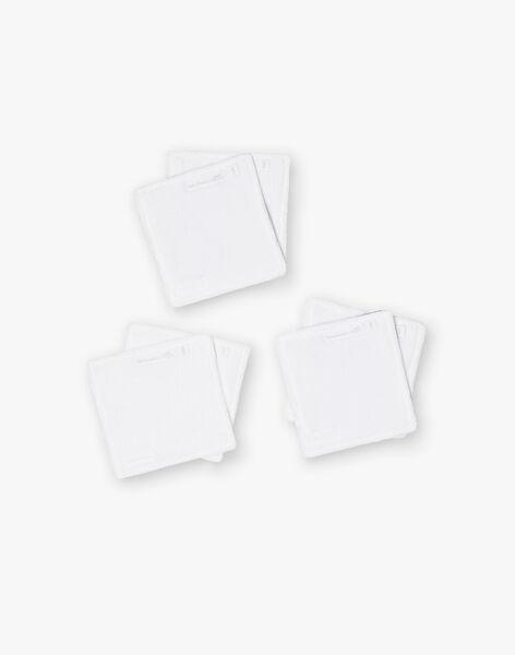 Satz mit 3 Quadraten für kleine Jungen ZOBORIS / 21E0AGG1ACD020