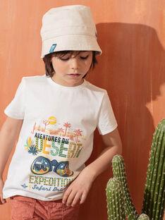 Beiger Hut für kleine Jungen TOBORSAGE / 20E4PGQ2CHAA011