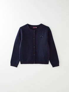 Navy CARDIGAN VECADETTE 1 / 20H2PFC2CAR705