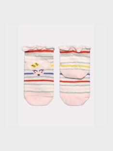Weiße Socken RAFENTINE / 19E4BFC1SOQ001