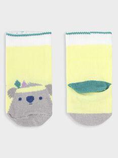 Kurze Baby-Socken Jungen TAGALL / 20E4BGG1SOB102
