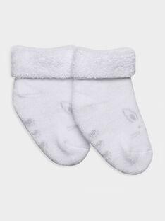 Weiße Socken RYALF / 19E0AM11SOQ001