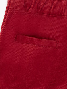 Red SHORTS VYCHETTE / 20H2PFR1SHOF529