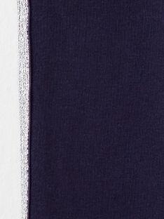 Navy JOGGING PANT VEJOGUETTE / 20H2PFG1JGB070