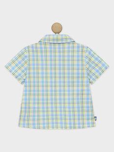Blaues Hemd RAULYSSE / 19E1BGP1CHM205