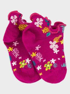 Kurze Socken rosa ROYDIDETTE / 19E4PFQ1SOBD302