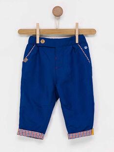 Navy pants PABLOT / 18H1BG21PAN715