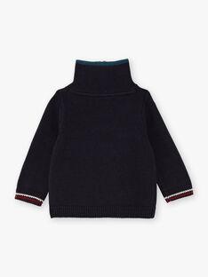Baby Boy's Marineblauer Pullover BAJACQUES / 21H1BG91PUL715